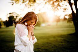 Praying alone is like a one sided conversation with God