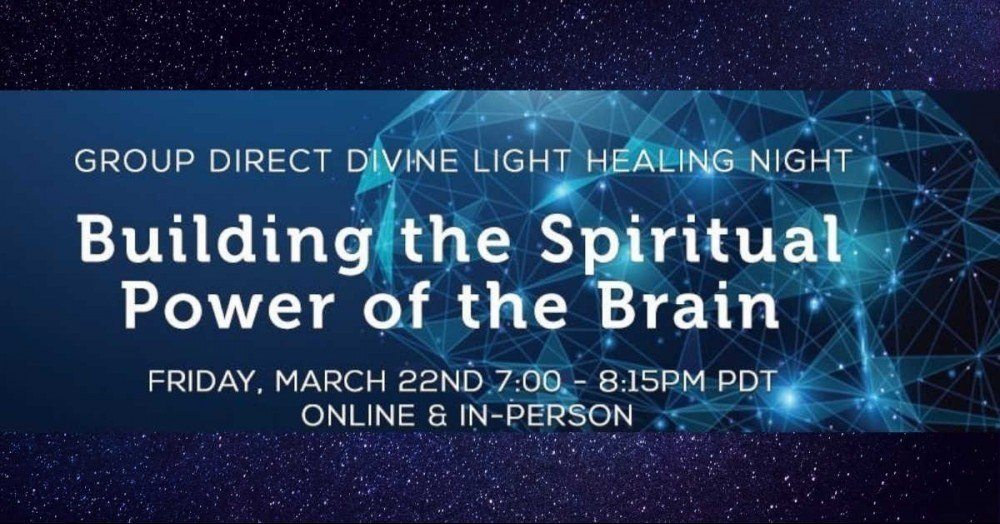 the power of the mind meditation event